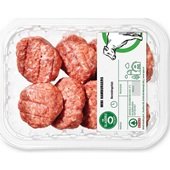 Spar mini hamburgers