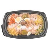JK luxe salade schotel zalm