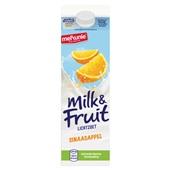Melkunie Milk & Fruit Drinkyoghurt Sinaasappel