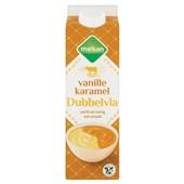 Melkan Dubbelvla Vanille-Karamel