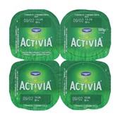 Activia Yoghurt Naturel achterkant