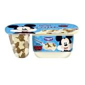 Danone Mickey Mouse Yoghurt Vanille Met Chocolade