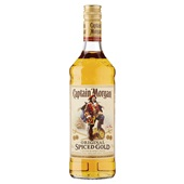 Captain Morgan rum Spice Gold