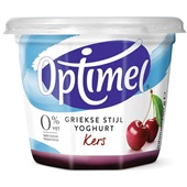 Optimel Yoghurt Griekse Stijl Kers