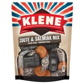 Klene drop zoute en salmiak mix