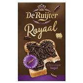 De Ruijter Royale hagelslag extra puur