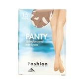 Fashion panty lichtglanzend teint maat 40-44, 15 denier