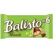 Balisto Chocolade Muesli-Mix 6-Pack