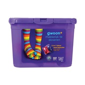 Gwoon wascapsules 2-in-1 kleur
