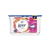 Lenor pearls wascapsules sparkling bloom