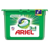 Ariel 3 in 1 pods wascapsules original