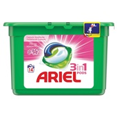 Ariel 3 in 1 pods wascapsules fresh sensations