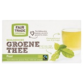Fair Trade Biologisch Thee Groen