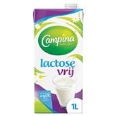 Campina lactose vrije melk