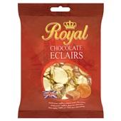 Tangerine Chocolade Royal Eclairs