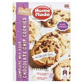 Home Made chocolade koekjes bakmix