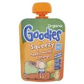 Organix Goodies Appel Wortel En Mango