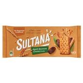 Sultana spelt quinoa dadel