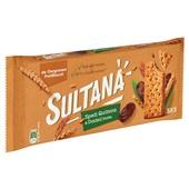 Sultana spelt quinoa dadel achterkant