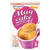 Dr. Oetker mug cake salted caramel