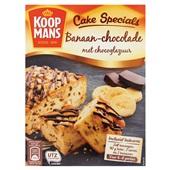 Koopmans cake specials banaan-chocolade
