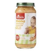 Bonbébé Baby/Peuter maaltijd menu  Gemengde groenten met kip en rijst