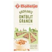 Bolletje ontbijtgranen hazelnoten en amandelen