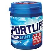 Sportlife smashmint kauwgom voorkant