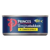 Princes tonijnstukken in olie