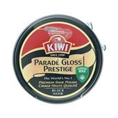 Kiwi Schoencrème zwart in blik