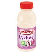 Maaza lychee drink achterkant