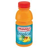 Maaza tropical drink achterkant