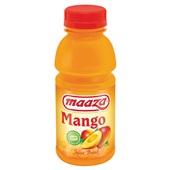 Maaza mango drink achterkant
