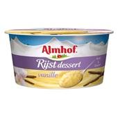 Almhof rijstdessert vanille