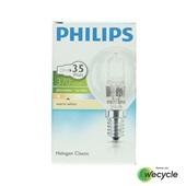 Philips Halogen Classic halogeenlamp kogel E14/28W (35W)