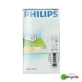 Philips halogeenlamp ecoclassic E27/18W