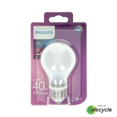 Philips LED lamp E27/4,5W (40W)