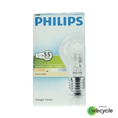 Philips LED kogellamp E27/6W (40W)