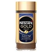 Nescafé Gold oploskoffie cafeïne vrij