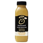 Innocent smoothie tropical protein