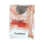 Foot-Leg panty mousse wineblush maat 36-40, 20 denier