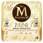 Ola Magnum mini white almond