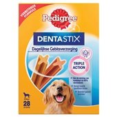 Pedigree hondensnack dentastix maxi