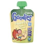 Organix goodies fruithapje squeezy appel en banaan