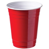 Depa partycups rood