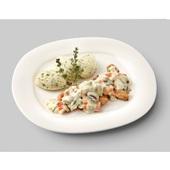 Culivers (8) boeren kippenragout, aardappelpuree met tuinkruiden gluten- en lactosevrij