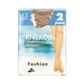 Fashion Kniekous Sheer