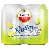 Amstel radler dubbel verfrissend