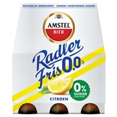 Amstel fris radler 0.0