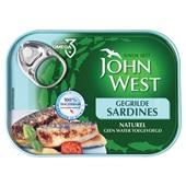 John West Sardines Gegrild
